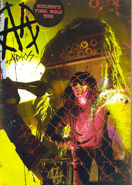 ADIOS BY MINISTRY (DVD)